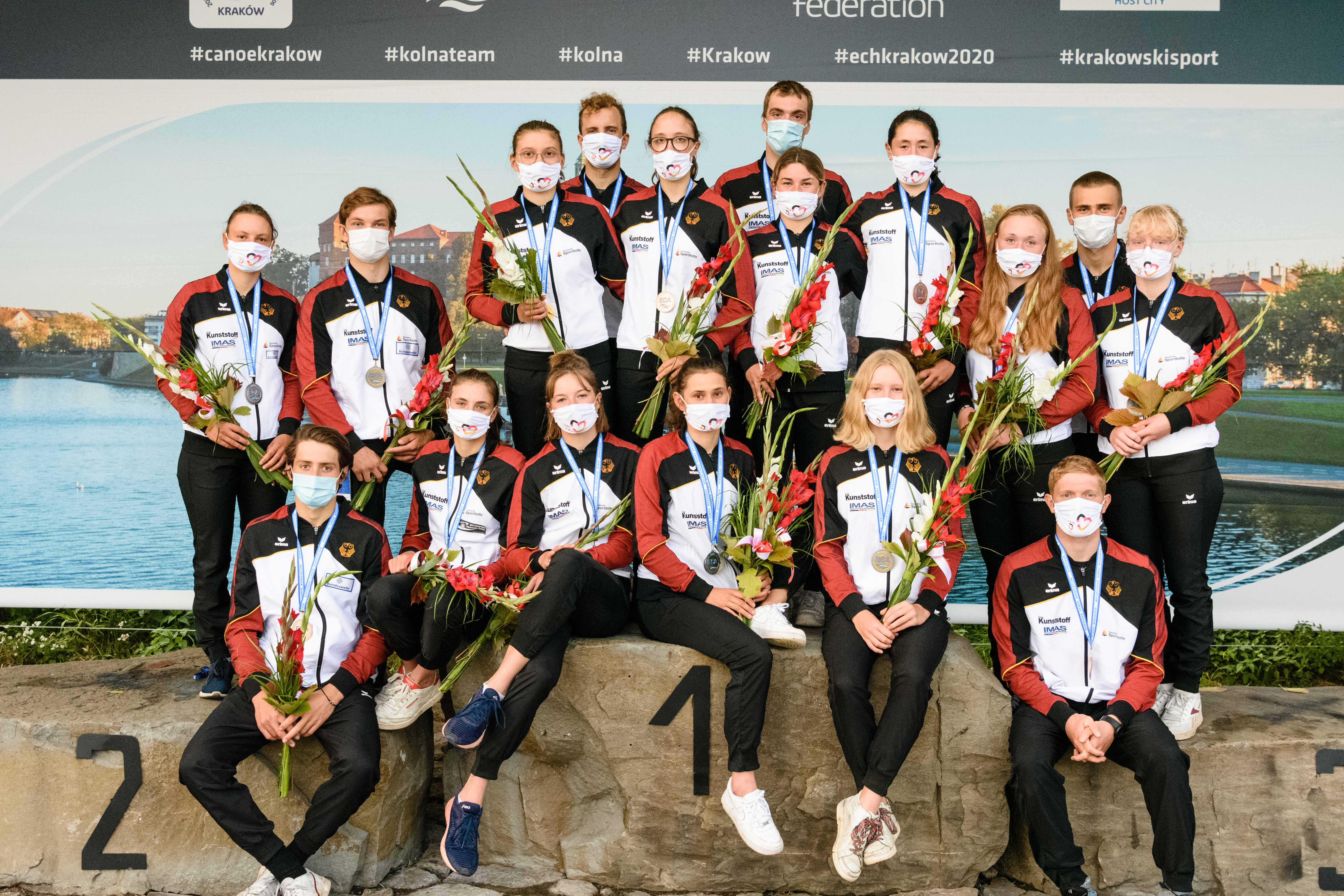 Team Germany U23/JEM Krakow